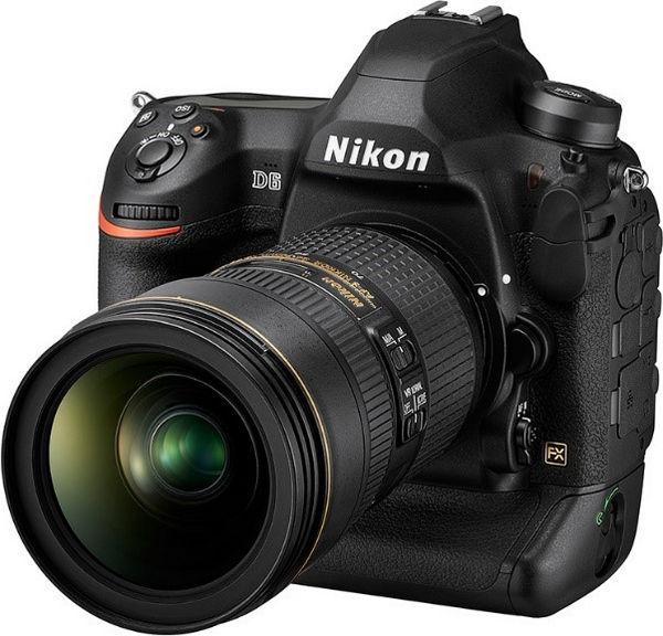 Камера Nikon D6