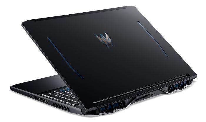 Acer Helios 300 - верхняя крышка