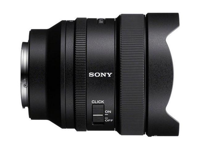 Sony FE 14 ММ F1.8 GM