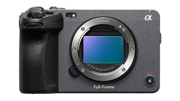 Sony FX3 - матрица