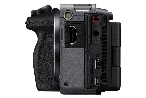 Разъемы камеры