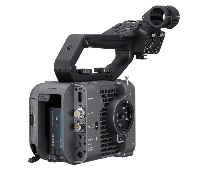 Корпус матрица Sony FX6 Cinema Line