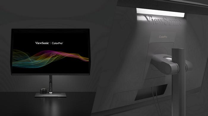 ViewSonic ColorPro подсветка
