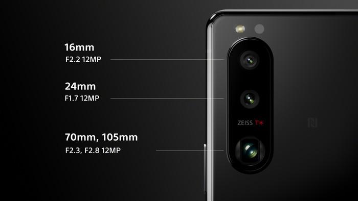 Камера Sony Xperia 5 III