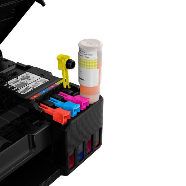 шестицветная система чернил