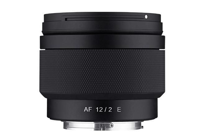 объектив Samyang AF 12 мм F2 E