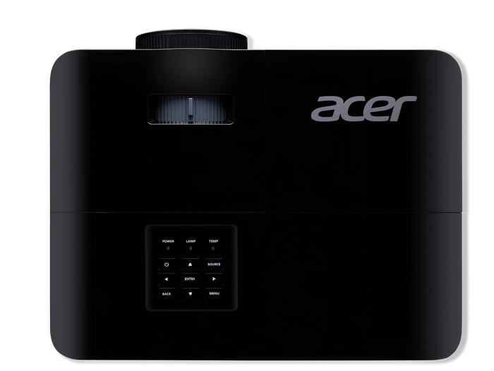 Проектор Acer X1328WH - управление