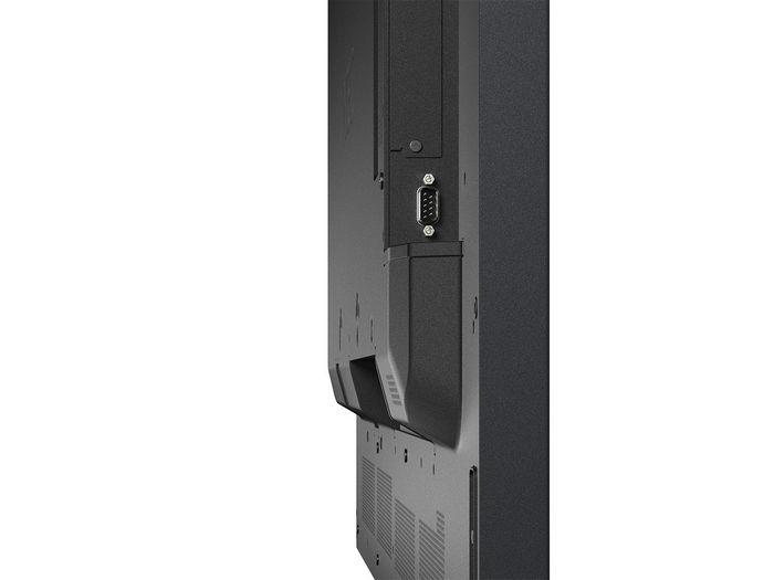 монитор P NEC MultiSync® сбоку - порт