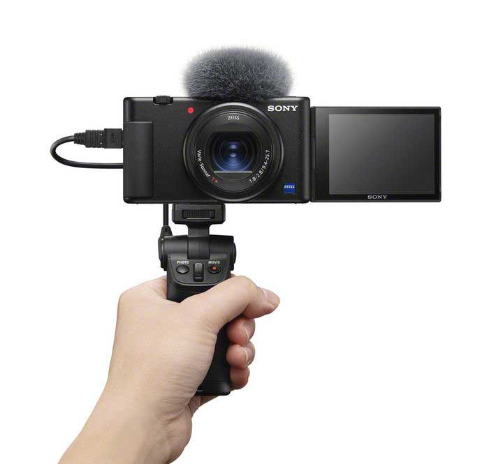 Vlog camera Sony ZV-1