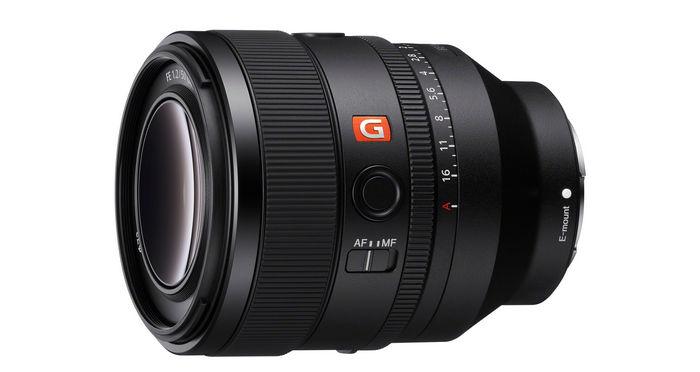 Объектив Sony FE 50mm F1.2 GM