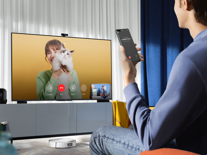 Умные экраны HUAWEI Vision S