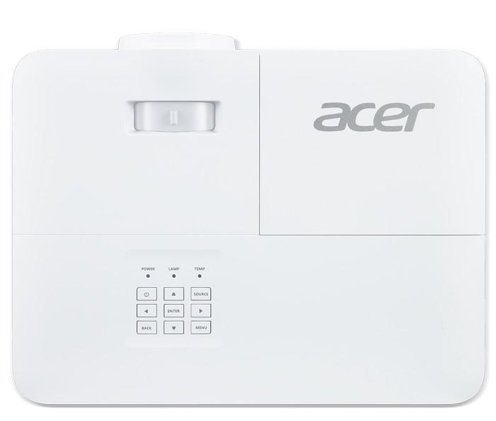 Проектор Acer H6800BDa управление