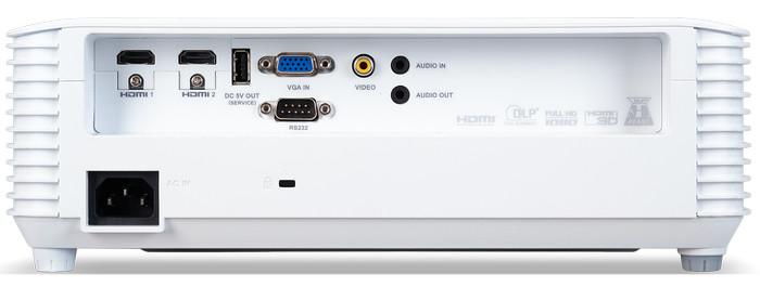 Проектор Acer H6800BDa порты
