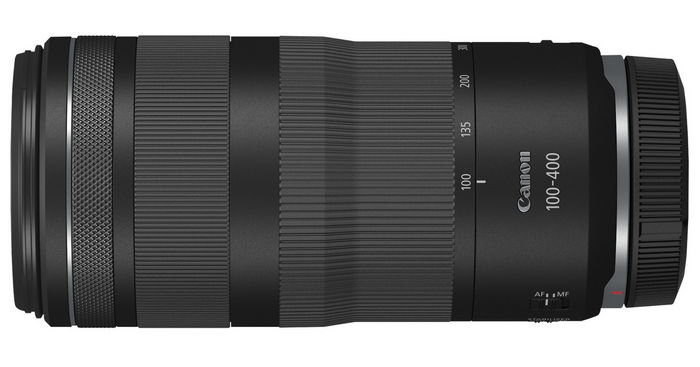 Canon RF100–400mmF5.6–8ISUSM