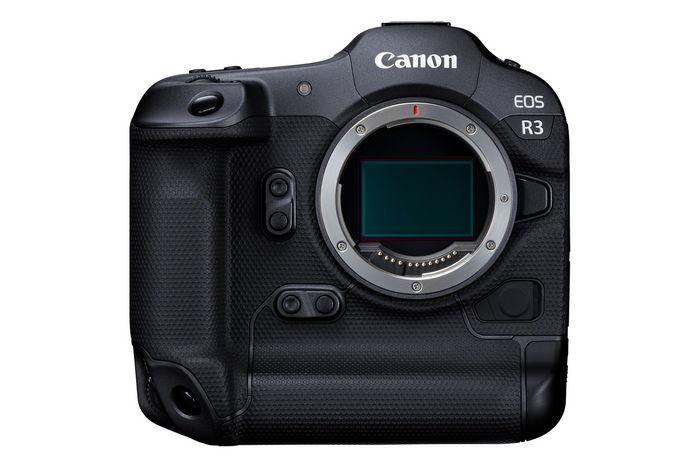 Canon EOS R3 без объектива