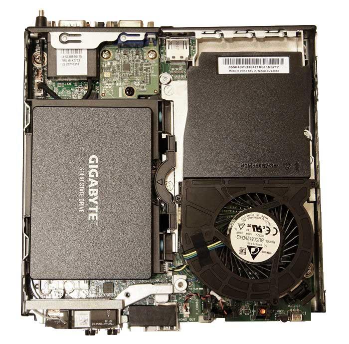 SSD GIGABYTE 1000 GB (GP-GSTFS31100TNTD) на платформе