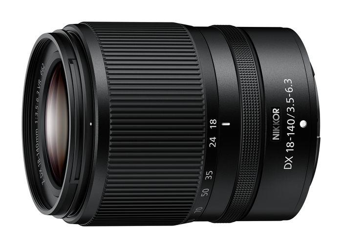 объектив NIKKOR Z DX 18-140mm f/3.5-6.3 VR